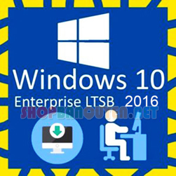 Windows 10 Enterprise LTSB 2016 Genuine License lifetime activation Key
