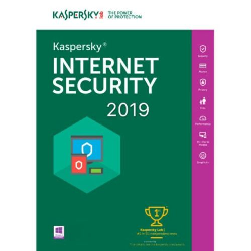 Kaspersky internet security 2021 Key 5 PC/MAC 1Year license
