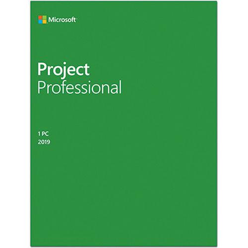 Key Microsoft Project 2019 Professional 32/64 BIT bản quyền vĩnh viễn
