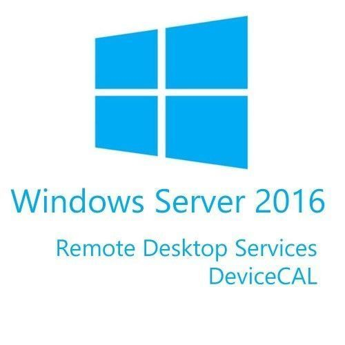 License Key Windows Server 2016 Remote Desktop Services RDS 50 DEVICE CAL