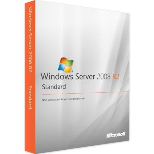 Key Windows Server 2008 R2 Standard License bản quyền vĩnh viễn
