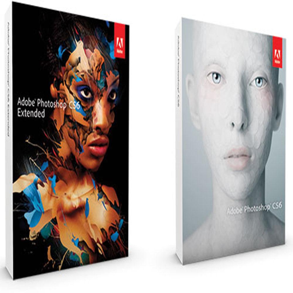 Key license Adobe Photoshop CS6 Extended bản quyền vĩnh viễn MAC và windows