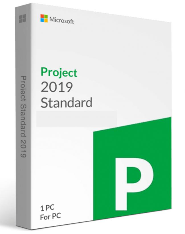 Key Microsoft Project 2019 Standard 32/64 BIT bản quyền vĩnh viễn