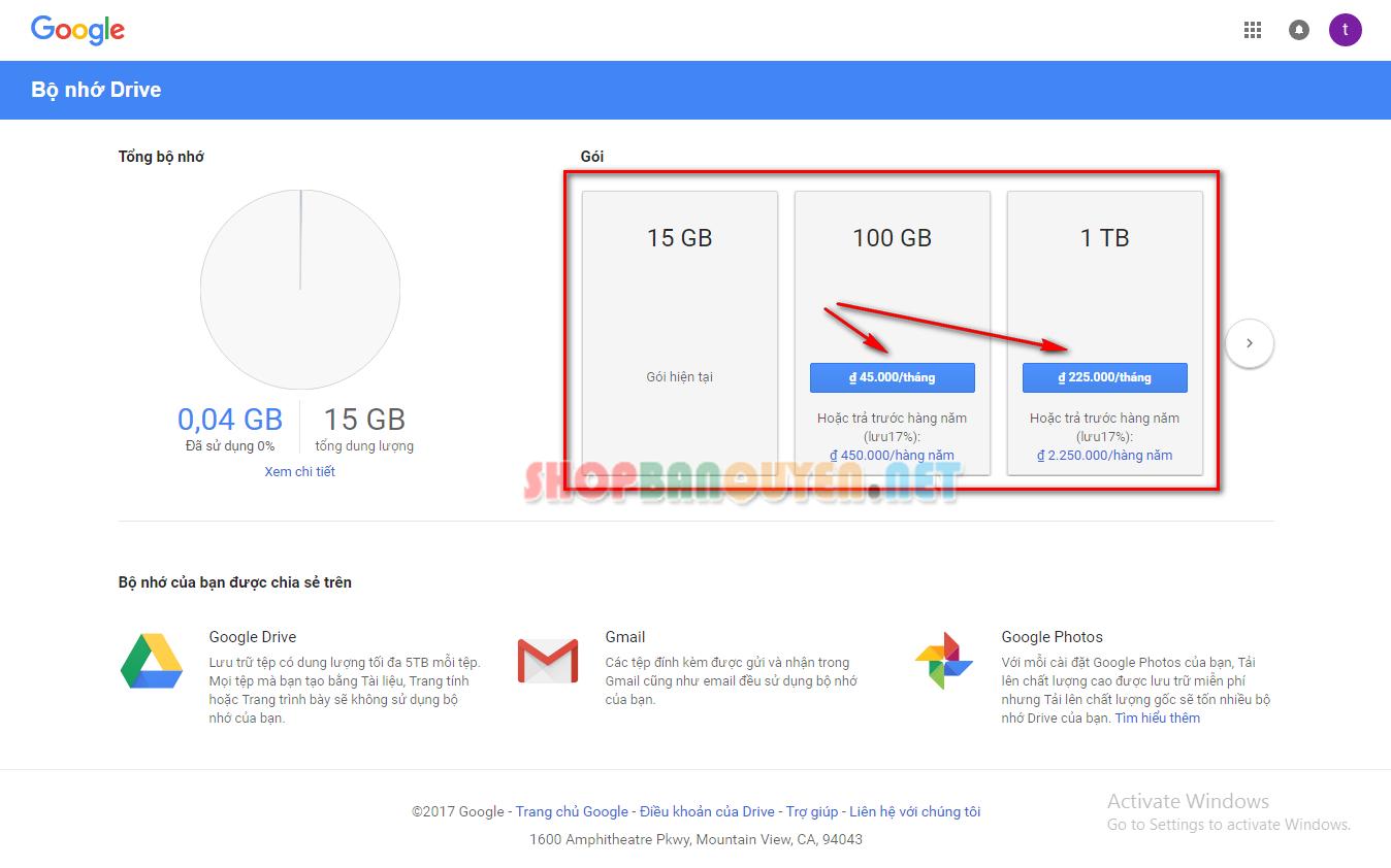 tài khoản google drive unlimited -Tài khoản Google Drive Unlimited