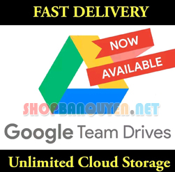 Google Drive Unlimited storage added to Gmail Account